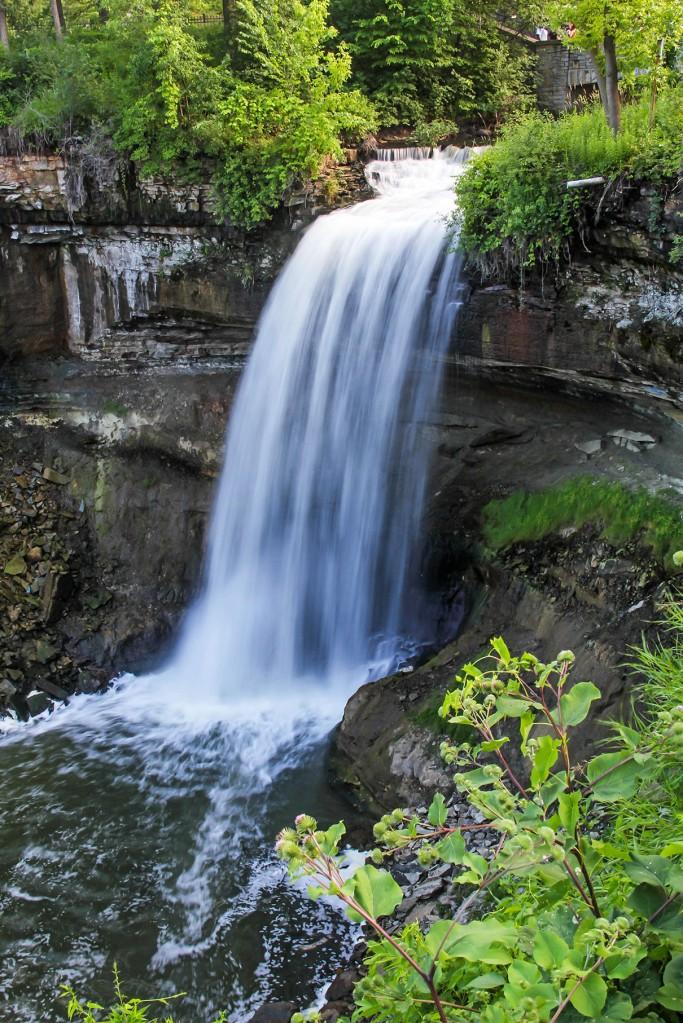 Minnehaha Falls small